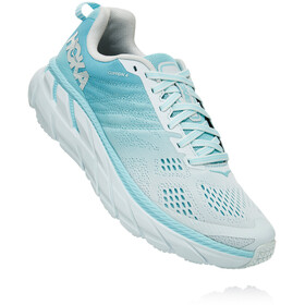 Hoka One One Clifton 6 Shoes Women antigua sand/wan blue